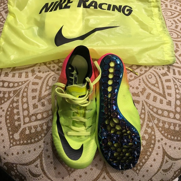 a5d96a63ab Nike zoom superfly elite running spikes shoes. M 5a5810293b160819a35854c5